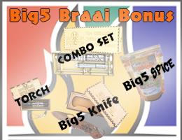 Big5 Braai Bonus